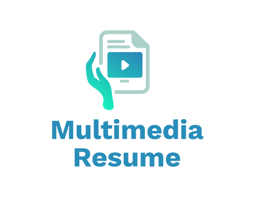 multimedia-resume-logo
